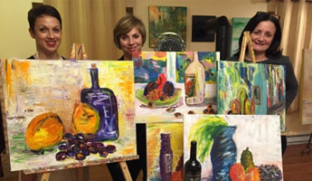 Irina Gorbman Art Meditation Lab