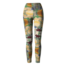 Malta.Green.Trees-yoga-leggings-348300-front