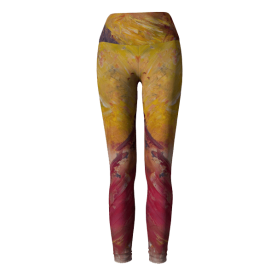 Sedona.Mountains-yoga-leggings-front