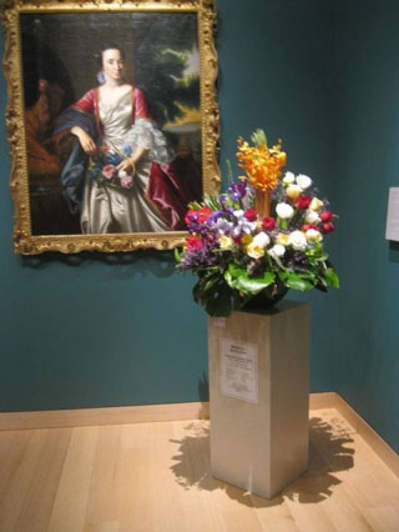 Museum Fine Art Boston | Art In Bloom